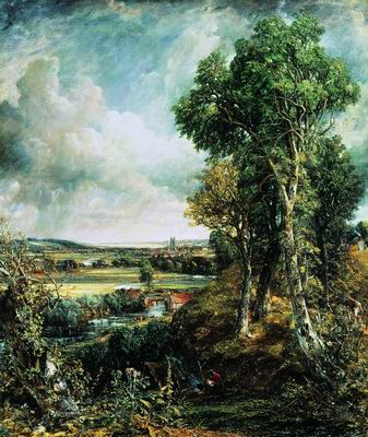 Дедхемская долина. 1828