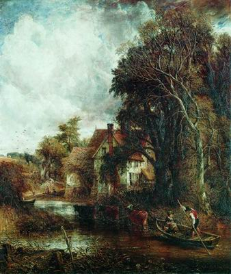 Ферма в долине. 1835