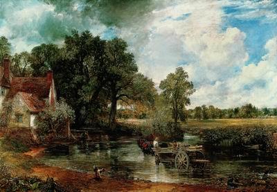 Телега для сена. 1821