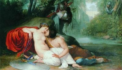 Ринальдо и Армида. 1814