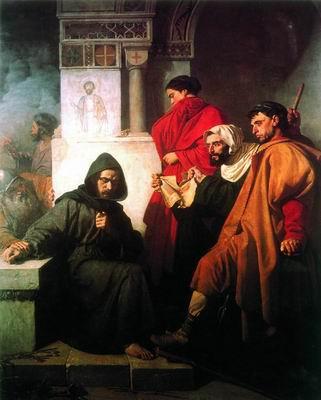 Иконоборцы. 1855