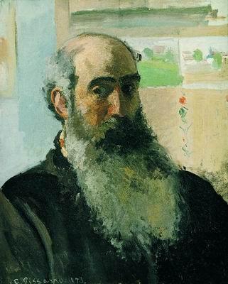 Автопортрет. 1873