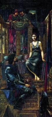 Король Кофетуа и нищенка. 1884