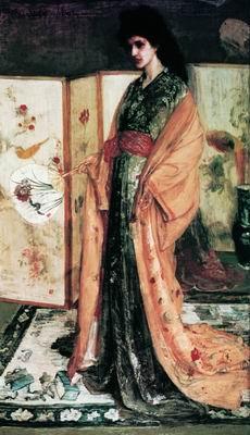 Розовое и серебро. Принцесса из страны фарфора. 1863—1864