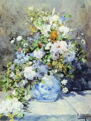 Весенний букет. 1866