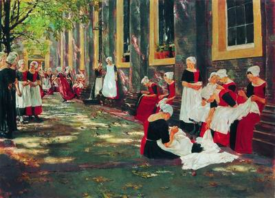 Art-каталог: живопись и графика - Макс Либерман (1847 — 1935)