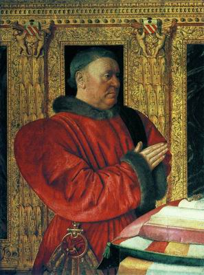 Art-каталог: живопись и графика - Жан Фуке (Ок. 1420 — 1477/1481)
