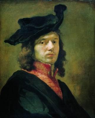 Автопортрет. Ок. 1650