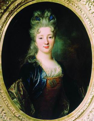 Женский портрет. 1700—1710