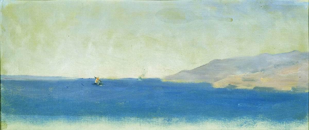 Верещагин В.В.. Море