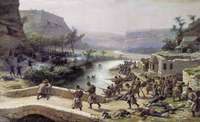 Ковалевский. Бой у Иваново-Чифлик 2 октября 1877 года