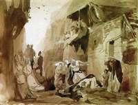 Семирадский. Избиение младенцев